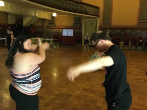 Tina and Lorcan, Sound and Movement